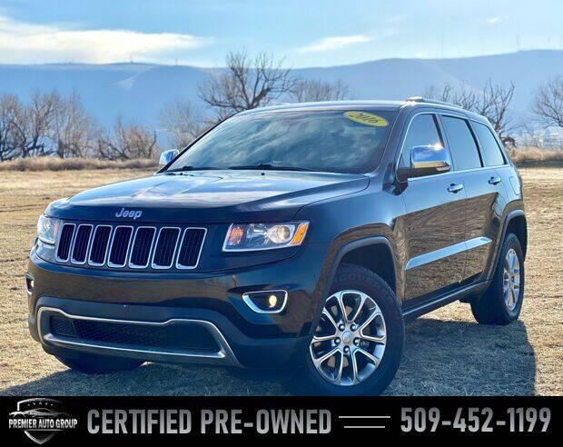2016 Jeep Grand Cherokee for sale at Premier Auto Group in Union Gap WA