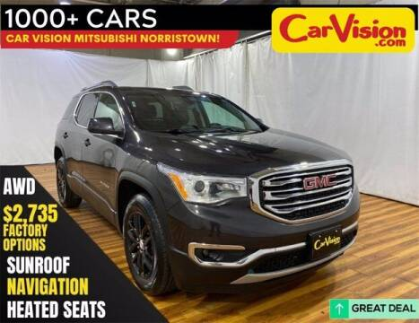 2018 GMC Acadia for sale at Car Vision Buying Center in Norristown PA