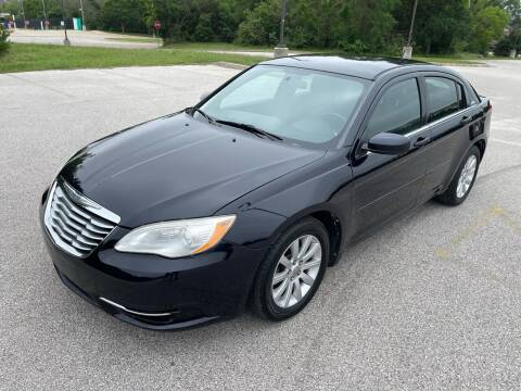 2011 Chrysler 200 for sale at Central Motor Company in Austin TX
