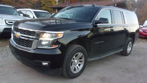 2015 Chevrolet Suburban for sale at Select Cars Of Thornburg in Fredericksburg VA