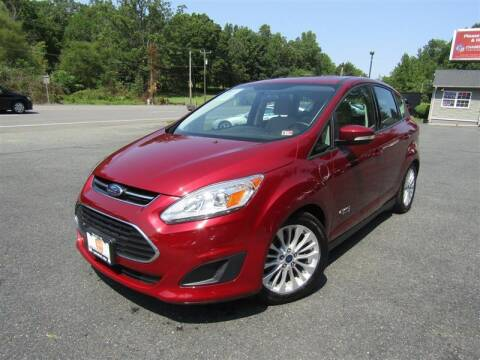 2017 Ford C-MAX Energi for sale at Guarantee Automaxx in Stafford VA