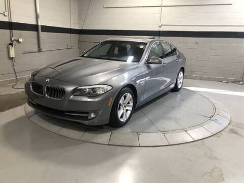 2012 BMW 5 Series for sale at Luxury Car Outlet in West Chicago IL