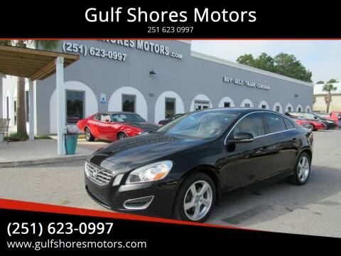 2012 Volvo S60 for sale at Gulf Shores Motors in Gulf Shores AL
