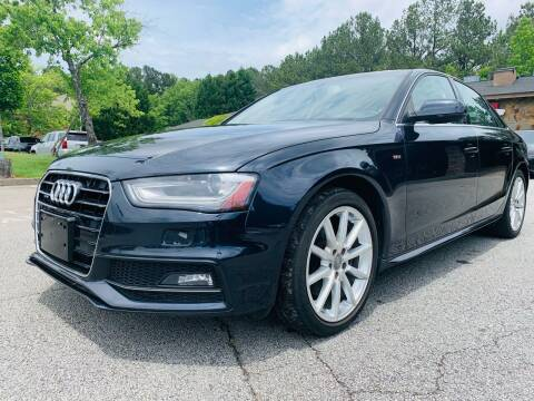 2015 Audi A4 for sale at Classic Luxury Motors in Buford GA