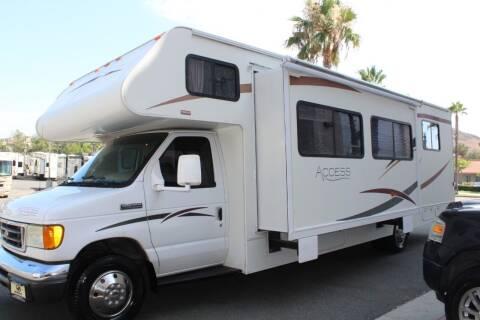 2008 Winnebago Access 31C for sale at Rancho Santa Margarita RV in Rancho Santa Margarita CA