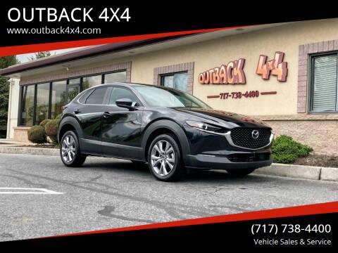 2020 Mazda CX-30 for sale at OUTBACK 4X4 in Ephrata PA