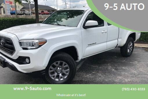 2017 Toyota Tacoma for sale at 9-5 AUTO in Topeka KS
