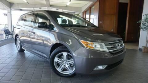 2013 Honda Odyssey for sale at Armani Motors in Roseville CA