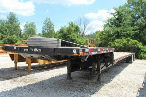 2012 WADE Spread Stepdeck for sale at Impex Auto Sales in Greensboro NC