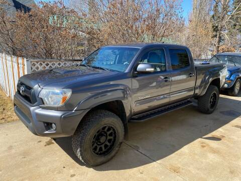 2015 Toyota Tacoma for sale at Truck Buyers in Magrath AB
