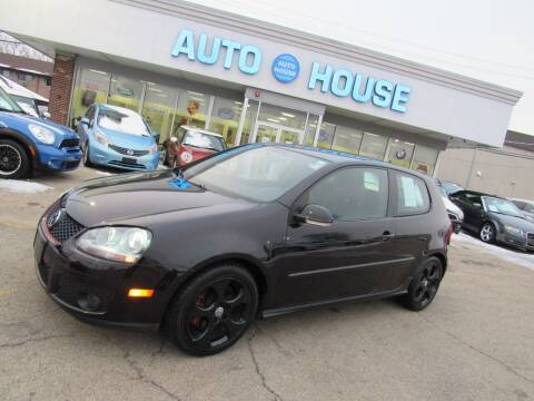 2008 Volkswagen GTI for sale at Auto House Motors in Downers Grove IL