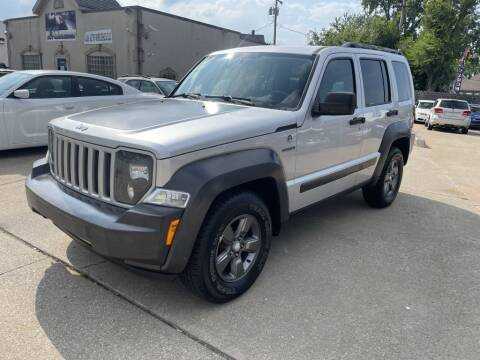 2010 Jeep Liberty for sale at T & G / Auto4wholesale in Parma OH