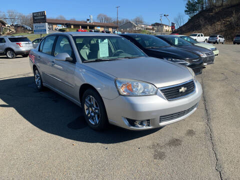2006 Chevrolet Malibu for sale at WENTZ AUTO SALES in Lehighton PA