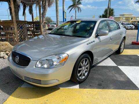 2007 Buick Lucerne for sale at D&S Auto Sales, Inc in Melbourne FL