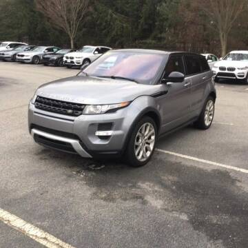 2014 Land Rover Range Rover Evoque for sale at OFIER AUTO SALES in Freeport NY