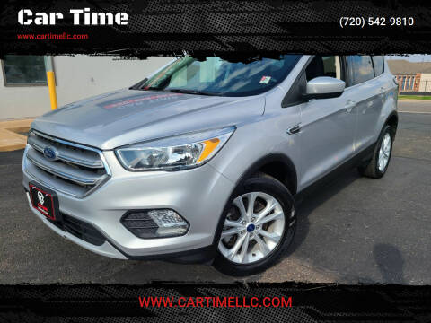 2017 Ford Escape for sale at Car Time in Denver CO
