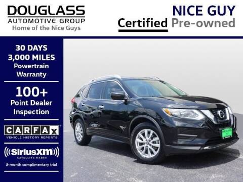 2017 Nissan Rogue for sale at Douglass Automotive Group - Douglas Mazda in Bryan TX