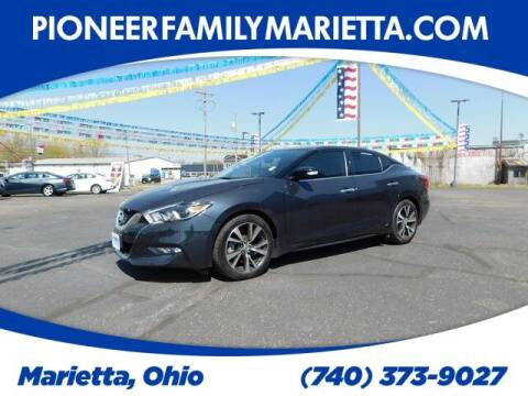 2017 Nissan Maxima for sale at Pioneer Family preowned autos in Williamstown WV