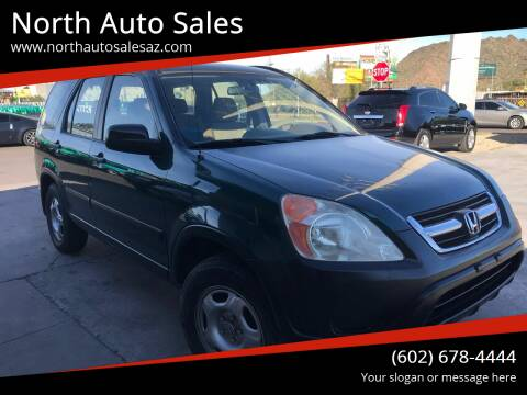 2004 Honda CR-V for sale at North Auto Sales in Phoenix AZ