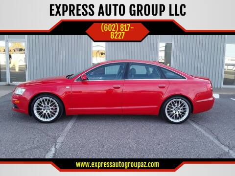 2006 Audi A6 for sale at EXPRESS AUTO GROUP in Phoenix AZ