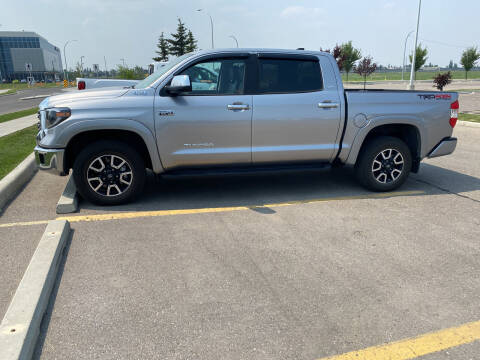 2020 Toyota Tundra for sale at Truck Buyers in Magrath AB