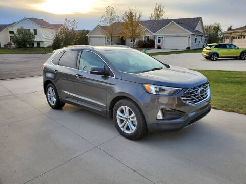 2020 Ford Edge for sale at GOOD NEWS AUTO SALES in Fargo ND