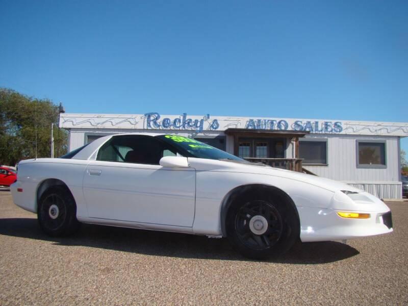 1994 Chevrolet Camaro for sale at Rocky's Auto Sales in Corpus Christi TX