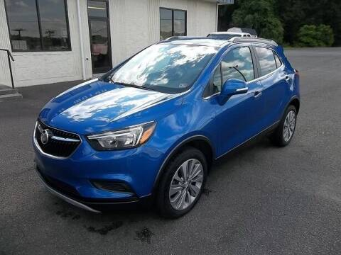 2018 Buick Encore for sale at MINK MOTOR SALES INC in Galax VA