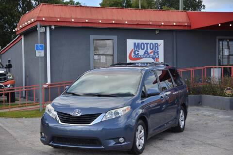 2013 Toyota Sienna for sale at Motor Car Concepts II - Kirkman Location in Orlando FL