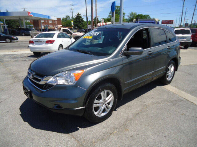 2010 Honda CR-V for sale at Tom Cater Auto Sales in Toledo OH