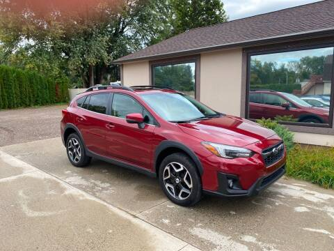 2018 Subaru Crosstrek for sale at VITALIYS AUTO SALES in Chicopee MA