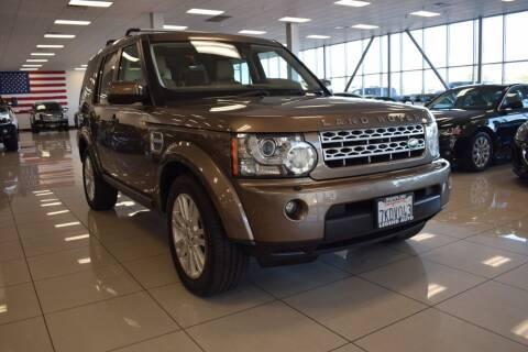 2011 Land Rover LR4 for sale at Legend Auto in Sacramento CA
