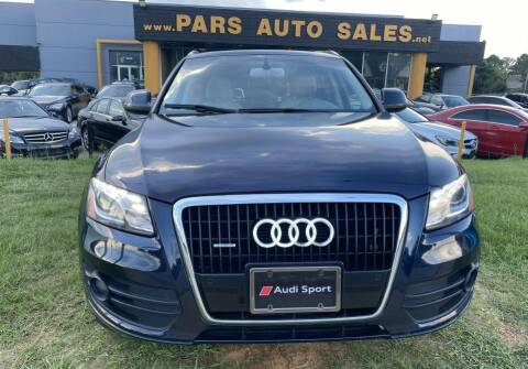 2011 Audi Q5 for sale at Pars Auto Sales Inc in Stone Mountain GA