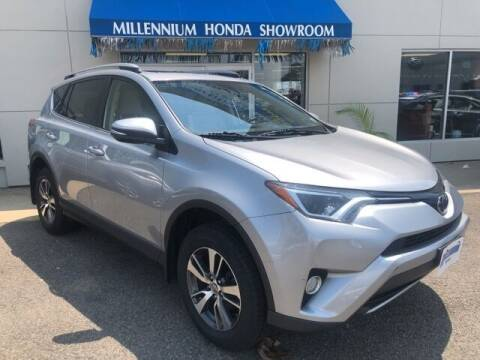 2018 Toyota RAV4 for sale at MILLENNIUM HONDA in Hempstead NY