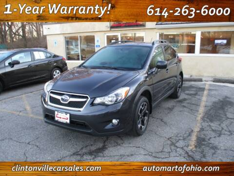 2013 Subaru XV Crosstrek for sale at Clintonville Car Sales - AutoMart of Ohio in Columbus OH