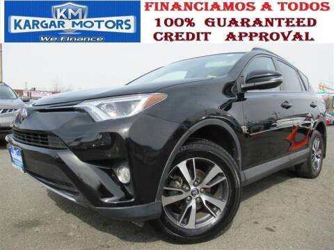 2017 Toyota RAV4 for sale at Kargar Motors of Manassas in Manassas VA