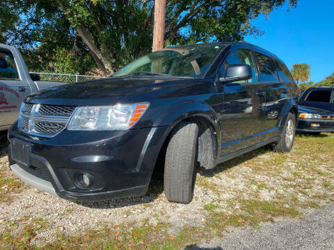 2012 Dodge Journey for sale at Coastal Auto Ranch, Inc. in Port Saint Lucie FL