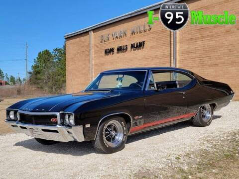 1968 Buick Gran Sport for sale at I-95 Muscle in Hope Mills NC