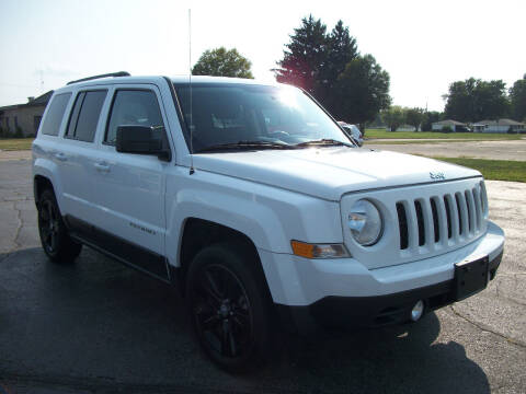2016 Jeep Patriot for sale at USED CAR FACTORY in Janesville WI