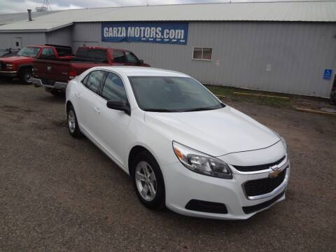 2016 Chevrolet Malibu Limited for sale at Garza Motors in Shakopee MN