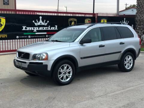 2004 Volvo XC90 for sale at Texas Auto Corporation in Houston TX