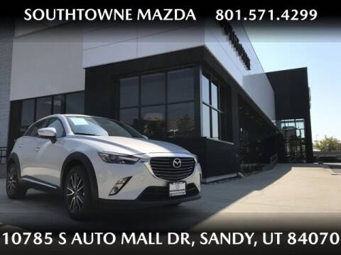 2018 Mazda CX-3 for sale at Southtowne Mazda of Sandy in Sandy UT