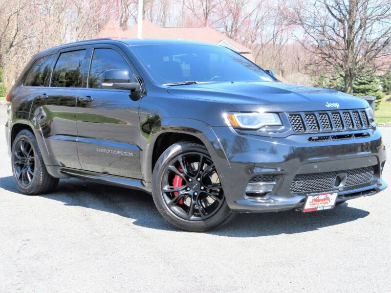 2017 Jeep Grand Cherokee for sale at PALISADES AUTO SALES in Nyack NY