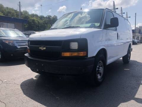 2012 Chevrolet Express Cargo for sale at Instant Auto Sales in Chillicothe OH