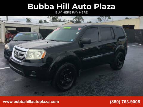 2011 Honda Pilot for sale at Bubba Hill Auto Plaza in Panama City FL