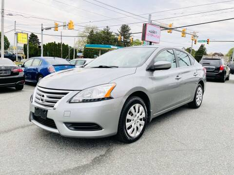2014 Nissan Sentra for sale at LotOfAutos in Allentown PA
