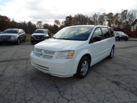 2008 Dodge Grand Caravan for sale at Route 111 Auto Sales in Hampstead NH