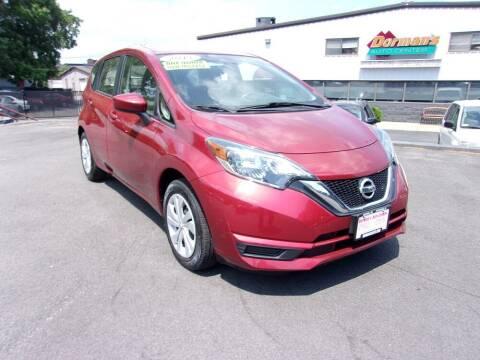 2017 Nissan Versa Note for sale at Dorman's Auto Center inc. in Pawtucket RI