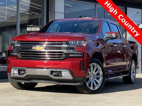 2019 Chevrolet Silverado 1500 for sale at Carmel Motors in Indianapolis IN