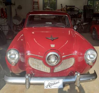 1951 Studebaker Champion for sale at The AUTOHAUS LLC in Tomahawk WI